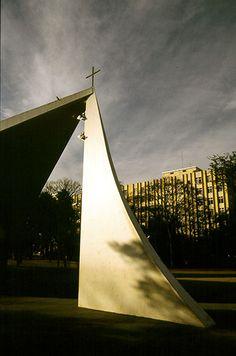 Oscar Niemeyer, Brasilia, Eric Gallais.