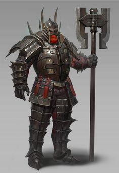 Art by: Sueng Hoon Woo -- odin armor -- Artstation. Fantasy Warrior, Fantasy Male, Fantasy Rpg, Medieval Fantasy, Fantasy Character Design, Character Concept, Character Art, Armadura Medieval, Dnd Characters
