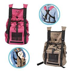 cat Carrier Front Carrier Backpack cat Carrier,Size Medium 13'L x 7'W x 11'H. Waist strap extends to 35' ** New and awesome cat product awaits you, Read it now  : Cat Cages, Carrier and Strollers