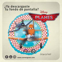 #Dusty #Planes #Aviones #Disney #globo metálico