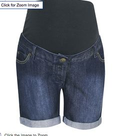 fe5abd920 I like the length on these maternity shorts Embarazo