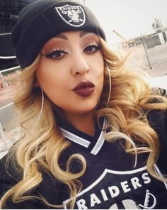 Oakland Raiders Images, Oakland Raiders Logo, Raiders Vegas, Raiders Girl, Chicano, Raiders Cheerleaders, Chola Girl, Gangster Girl, Raider Nation