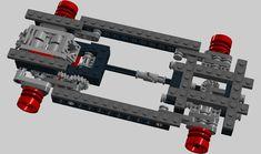Powertrain (E-W AWD) | von lego911