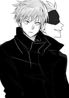 Anime Character Drawing, Character Art, Dark Fantasy, Manga Anime, Anime Art, Cute Anime Guys, Dark Anime, Face Expressions, Manga Games