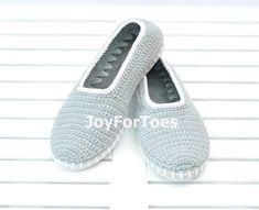 Zapatillas de ganchillo al aire libre zapatos por JoyForToes