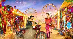 Badrinath Ki Dulhania 2017 Full Movie HD-Varun Dhawan & Alia Bhatt