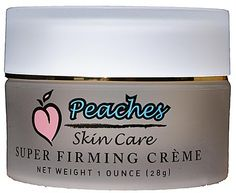 Best moisturizer I have ever used! It has been compared to La Mer and its only $29! Peaches products are a hidden treasure <3