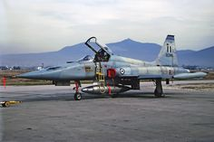 Hellenic Air Force Northrop F-5A Freedom Fighter