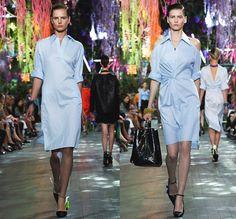 Что будет модно весной-летом 2015 года? Основные тенденции.