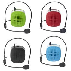 Support Wireless microphone Voice Amplifier Portable Loudspeaker for Touring Guide, Teaching, Public Speech Square dance speaker