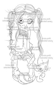 zombie niamh - Beautiful Coloring Pages Girls