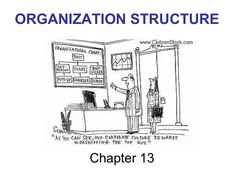 Organizational Structure in detail