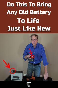 DIY Battery Reconditioning - Restore Any Battery in 15 Minutes. Car batteries, AA, AAA, C, D, 9V and Rechargeable... | battery | batterycase | batterypark | batteryiphone | batterylife | batteryparkcity | batterypack | BatteryPowered | batterycharger | batterypower | batteryreplacement | batterystorage | batteryboost | batterydead | batterypoint | batterysafety | batteryspencer | batteryfamily | batteryiphoneoriginal | batterypointlighthouse | BatteryProblems | batteryreplacment | batterys At Home Workout Plan, At Home Workouts, Nature Iphone Wallpaper, Gold Wallpaper, Flower Wallpaper, Kitten Wallpaper, Some Love Quotes, Free Facebook Likes, Dressing Recipe