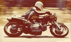 AMA ducati racer 1977