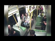 CCTV footage of man who touched himself inappropriately on tram