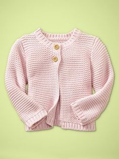 Favorite double-button cardigan from GAP