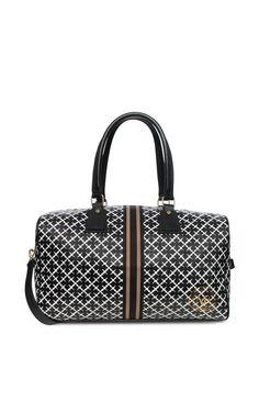 Väska SM Wallikan BLACK/WHITE - By Malene Birger - Designers - Raglady