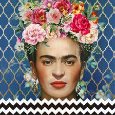 Almofada Forever Frida do Studio Jurumple por R$55,00