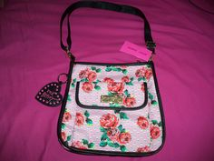 *x*x*x* NEW Betsey Johnson Purse With Tags!! *x*x*x*