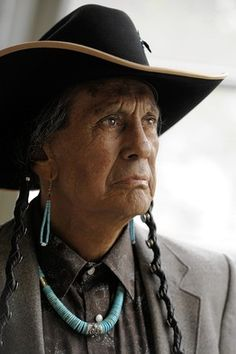 Russell Means a great man ~  Russell Means | 1939-2012 Indian Activist Defied Federal Power