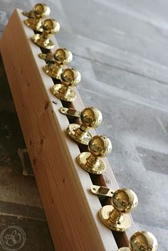 Easy way to paint all your doorknobs. Just in case the house we buy the knobs are ugly.