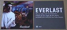 Everlast - Album Cover Poster Flat
