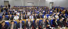 《우리 민족끼리》 - 제18차 국내외동포들의 평양의학과학토론회 진행