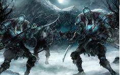 Draugr Horde - clan, demon, magic, viking