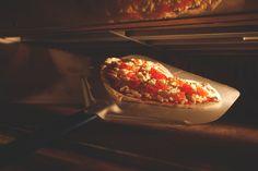 No Dia dos Namorados foi assim...  Pizza quente, amor para sempre!