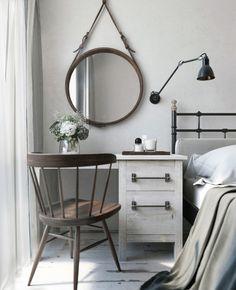 """Спальня в стиле """"Скандинавский Лофт"""" - Галерея 3ddd.ru"""