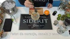 2 - Siderit - Gin Tónic Perfecto de la Ginebra Siderit - Perfect server ...