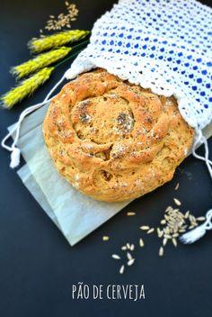 Sweet Gula: Pão de Cerveja - World Bread Day
