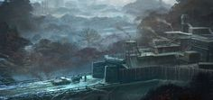 Just like last month we got some nice looking apocalypse and post-apocalypse wallpapers this month featuring some Stalker wallpapers, some post apocalyptic city scapes and even some zombies.