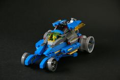 70816 Benny's Spaceship Alt Build | Flickr - Photo Sharing!