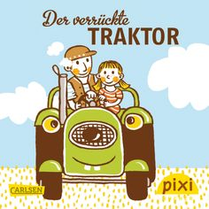 Pixi book - Illustrations by Judith Drews (Publisher: Carlsen)
