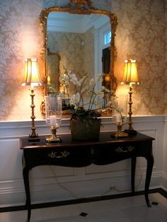 The Enchanted Home: dining rooms