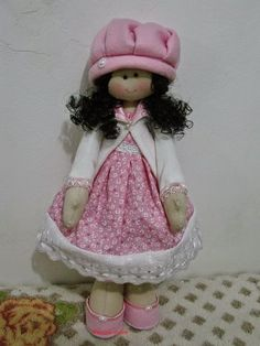 Soft Dolls, Fabric Dolls, Eliana, Toys, Children, Handmade Dolls, Doll Patterns, Charms, Clothes Crafts