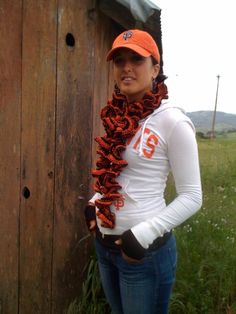 SF Giants Scarf