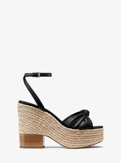 14ed0f88bc7 70 Best Michael Kors. images in 2019 | Leather wedges, Michael kors ...
