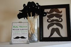 Mustache baby shower - Cassie - this is a must for you!