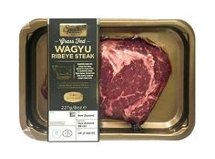Aldi Sells Luxury Wagyu Beef For £7.29 (Just In Time For Father's Day)