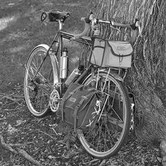 Old Bike (Handcrafted in 2007) by protorio, via Flickr