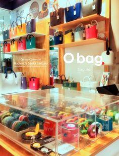 O bag es lo que quieras tú que sea...   Encuéntranos en Bogotá en el Centro Comercial Hacienda Santa Bárbara (Local D - 207) / santabarbara.bogota@obag.com.co  www.Obag.com.co