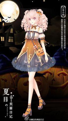 Natsume's Halloween Style