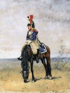 Waterloo 1815, Military Weapons, France, Napoleon, Soldiers, Samurai, Empire, Army, Painting