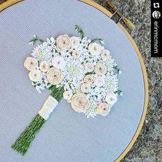 @erinmcmom #ricamo #bordado #broderie #embroidery #handmade #handwork