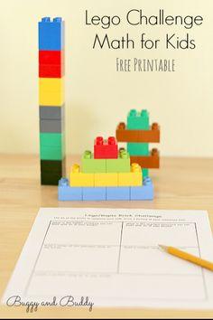 Geometría con Lego