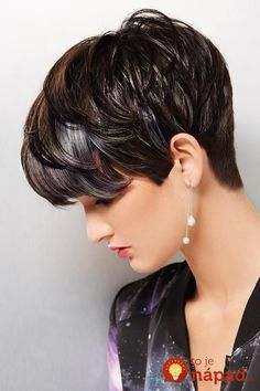 Long Pixie Hairstyles Short-Bouncy-Pixie-Hairdo-with-Messy-Bangs Long Pixie Hairstyles Very Short Haircuts, Cute Hairstyles For Short Hair, Short Hair Cuts For Women, Hairstyles Haircuts, Short Hair Styles, Sassy Haircuts, Haircut Short, Trendy Hairstyles, Fashionable Haircuts