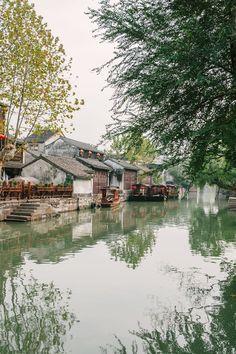 Nanxun China Water Town / Cathay Pacific