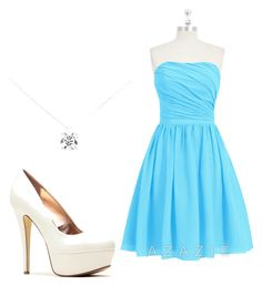 """""""Prom Day"""" by gracie-glamour ❤ liked on Polyvore"""